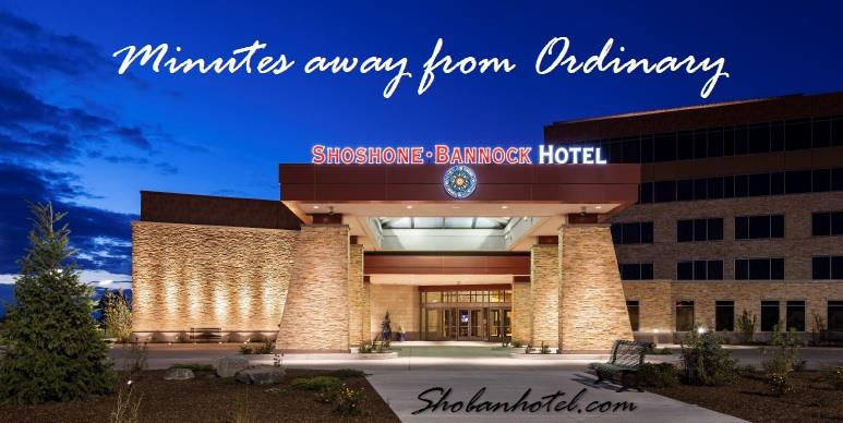 Shoshone-Bannock Hotel and Events Center