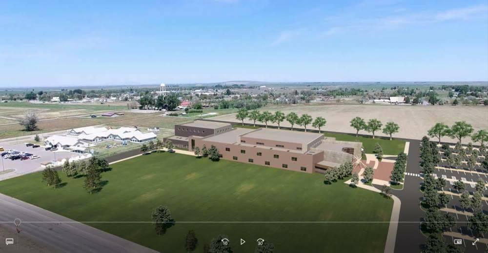 Shoshone-Bannock Wellness Center & Sports Complex
